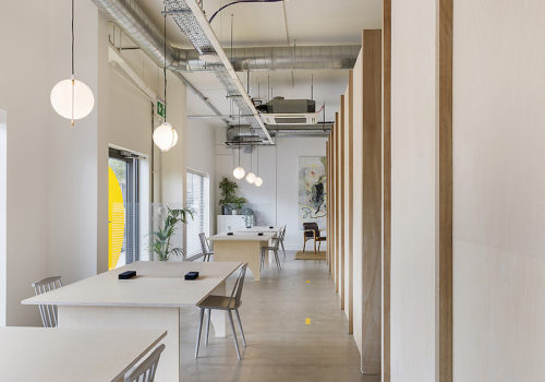 Co-Working-Space in London 02