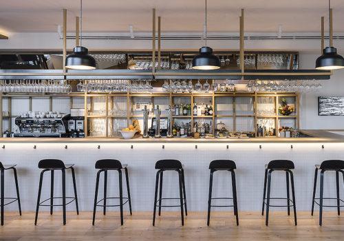 Restaurant in Madrid 03