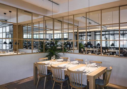 Restaurant in Madrid 04
