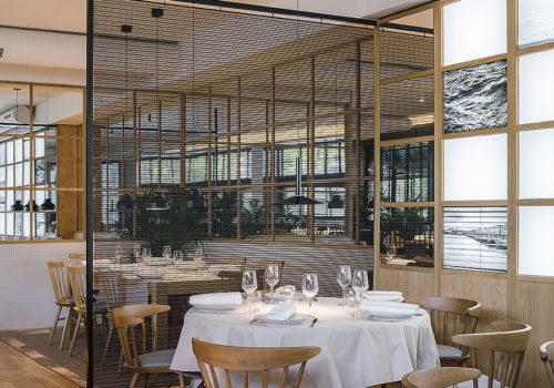 Restaurant in Madrid 05