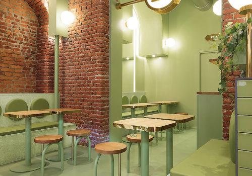 Restaurant in Mailand 05