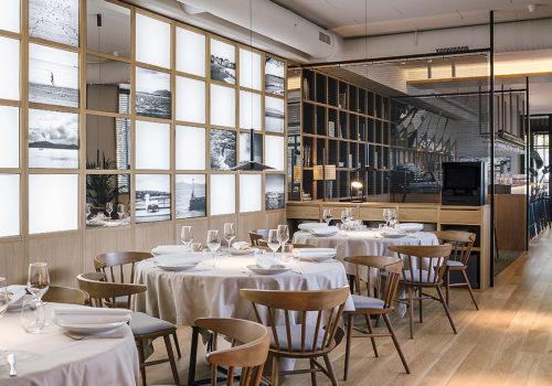 Restaurant in Madrid 06