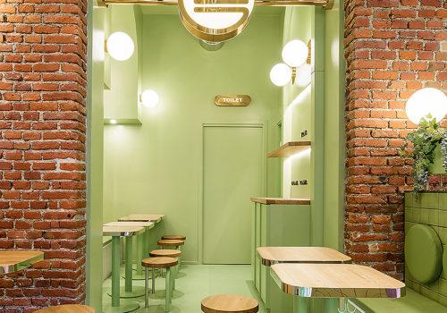 Restaurant in Mailand 06
