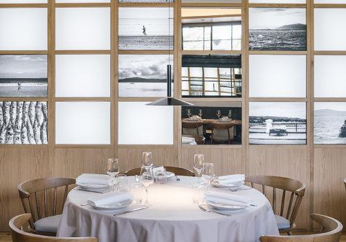 Restaurant in Madrid 07