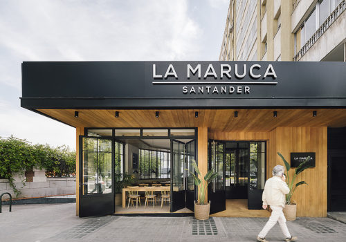 Restaurant in Madrid 08