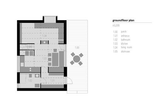 Wochenendhaus in Neu Hammer 09