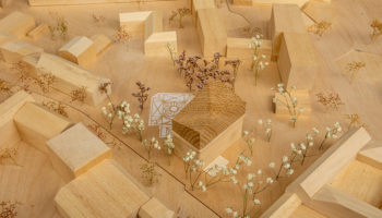 Entwürfe für eine neue Synagoge – Ausstellung im AIT-ArchitekturSalon Hamburg