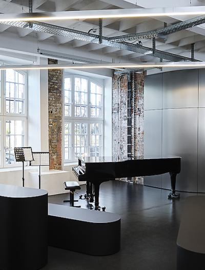 Büro in Berlin von Hülle & Fülle