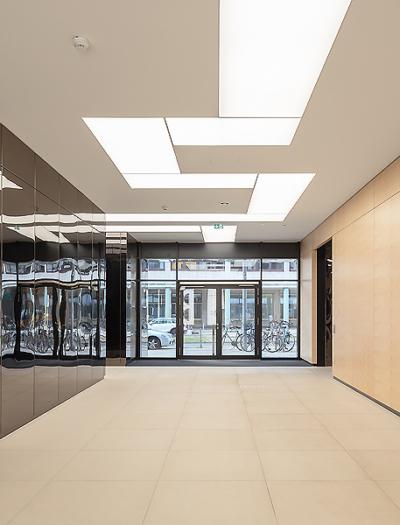 Büro- und Geschäftshaus in Berlin von Tchoban Voss Architekten