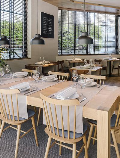 Restaurant in Madrid von Zooco Estudio