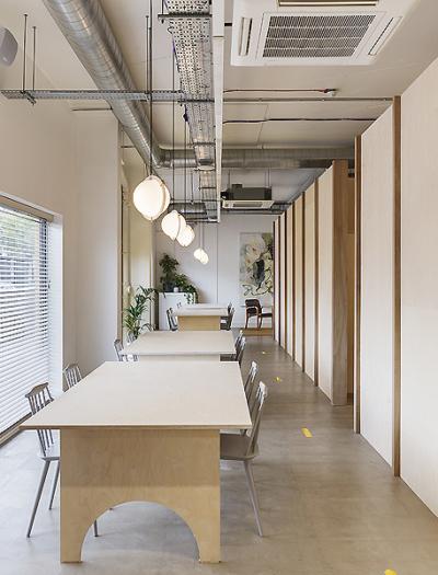 Coworking Space in London von Caro Lundin