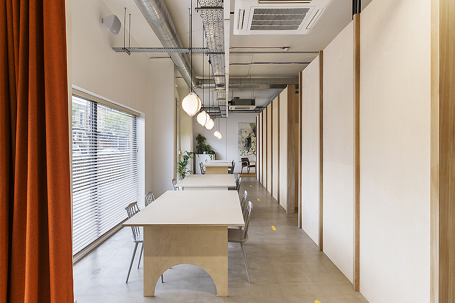 Coworking Space in London von Caro Lundin