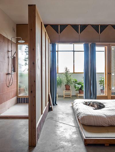 Apartment in Madrid von Nomos arquitectos