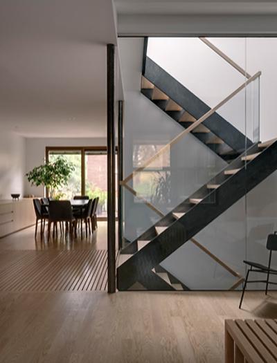 Wohnhaus in Montreal von APPAREIL Architecture