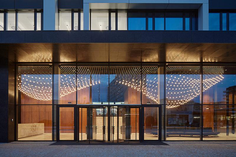 J&T Finance Group Headquarters in Prag 01