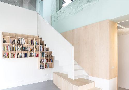Umbau eines Wohnhauses in Cuneo 01