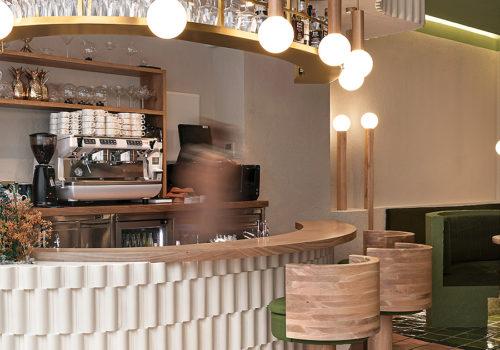 Restaurant in Huesca 03