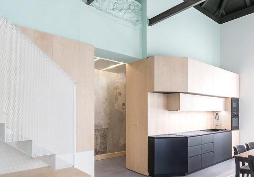 Umbau eines Wohnhauses in Cuneo 04
