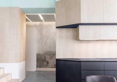 Umbau eines Wohnhauses in Cuneo 05