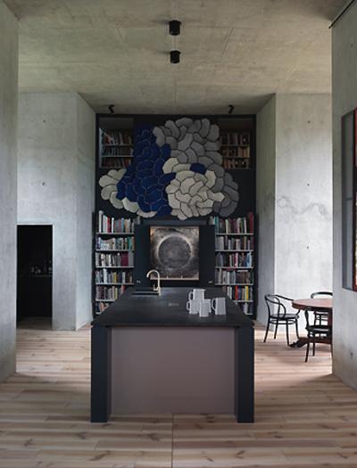 Landhaus in Sussex von Adam Richards Architects