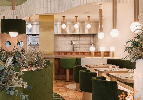 Restaurant in Huesca 07