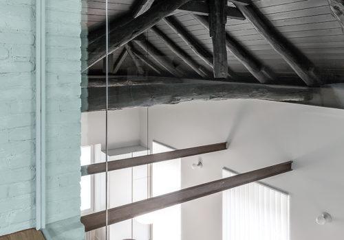 Umbau eines Wohnhauses in Cuneo 10
