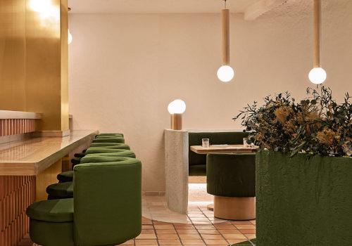 Restaurant in Huesca 11