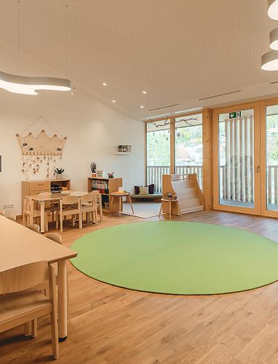 Kinderhaus St. Franziskus in Beilngries von Bär Stadelmann Stöcker Architekten