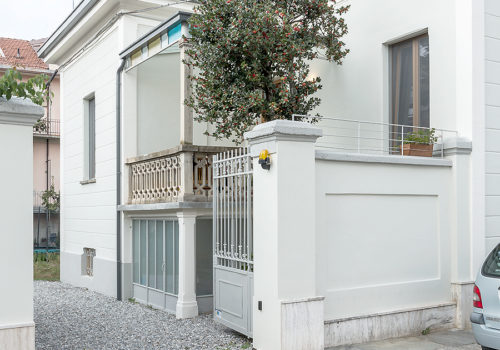 Umbau eines Wohnhauses in Cuneo 12