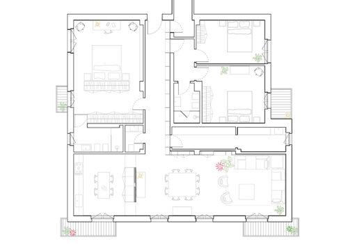 Apartment in Verona 14