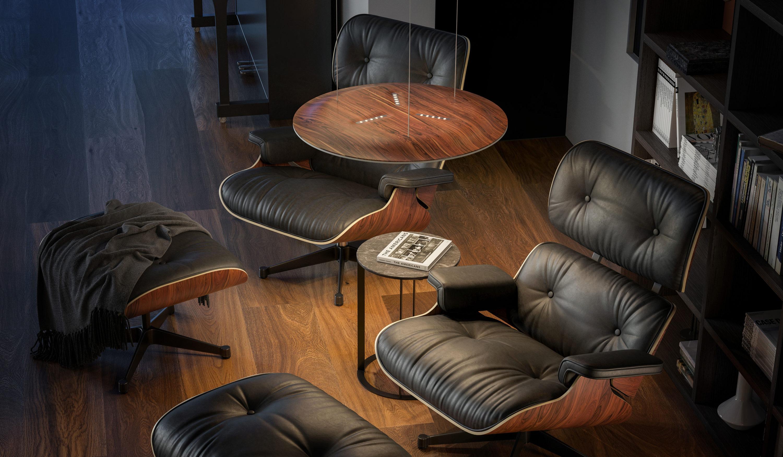 AIT-Produkttest: Architekten und Innenarchitekten testen das Lighting Pad Lounge von Nimbus