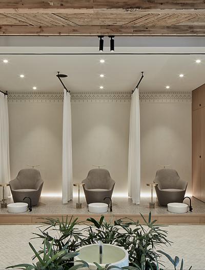 ZAAZ Wellness & Beauty Spa in Dubai von VSHD Design