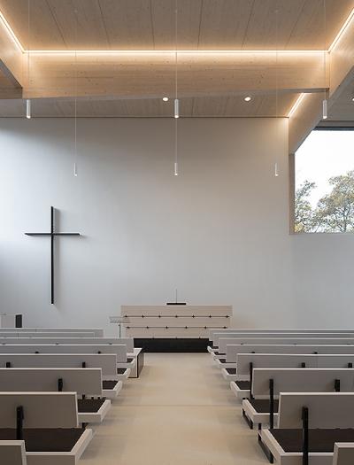 Neuapostolische Kirche in Böblingen von a+r Architekten