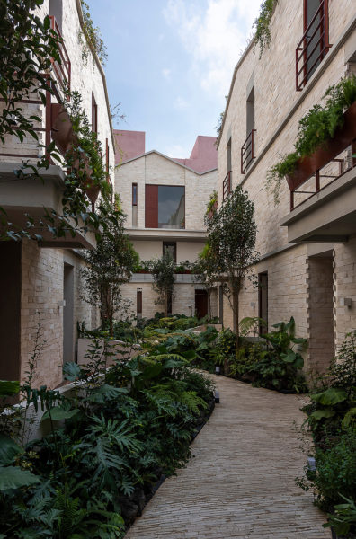 Wohnhaus Casa Jardin Escandon 01