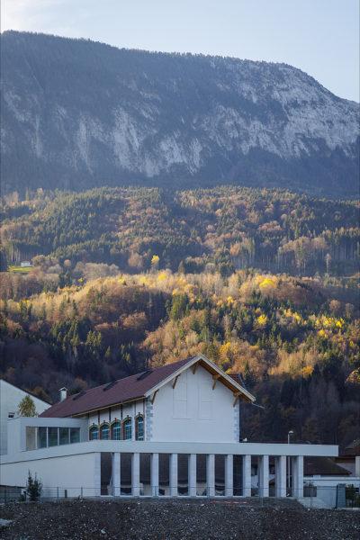 Alpex Cultural Centre in Scionzier 01