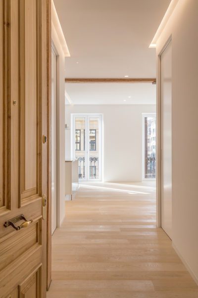 Umbau eines Apartments in San Sebastián 01