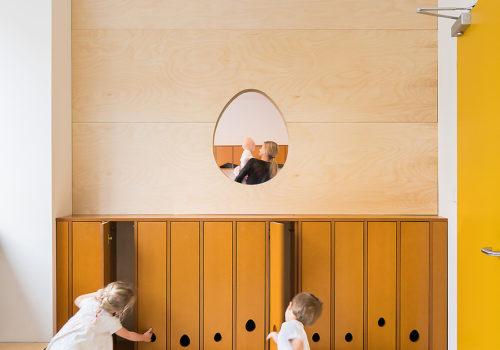 Kindertagesstätte in Prag 01