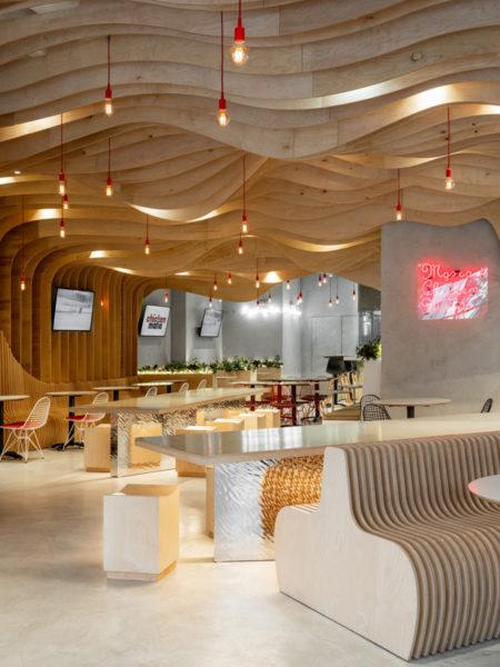 Restaurant in Moskau 01