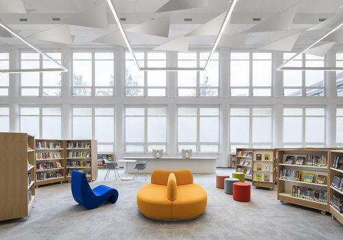 Bibliothek in Prag 03