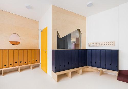 Kindertagesstätte in Prag 02