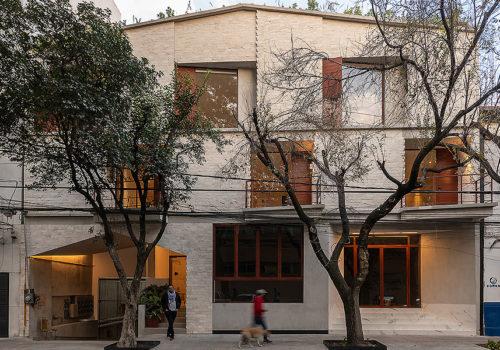 Wohnhaus Casa Jardin Escandon 02