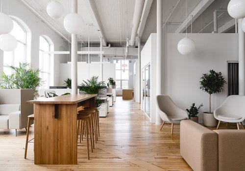 Büro in Montreal 03