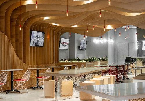 Restaurant in Moskau 02