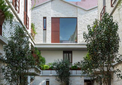 Wohnhaus Casa Jardin Escandon 03