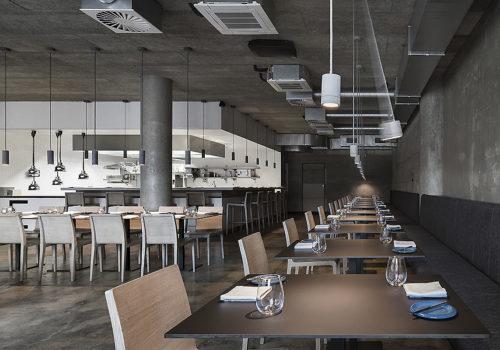 Restaurant in Prag 04