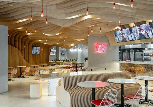 Restaurant in Moskau 03