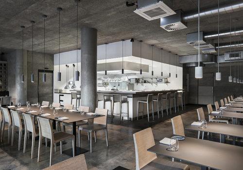 Restaurant in Prag 05