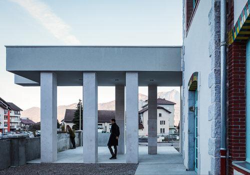 Alpex Cultural Centre in Scionzier 05