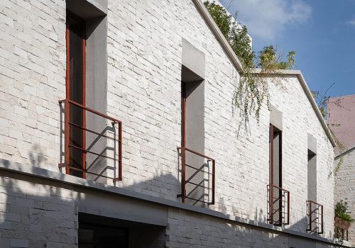 Wohnhaus Casa Jardin Escandon 05