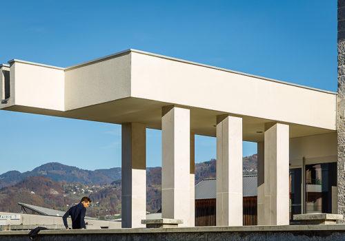 Alpex Cultural Centre in Scionzier 06